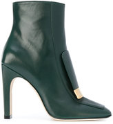 Sergio Rossi ankle boots - women - Leather - 35