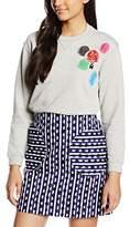 Peter Jensen Women's Polka Dot Sweatshirt