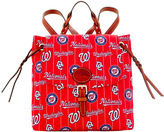 Dooney & Bourke MLB Nationals Flap Backpack