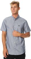 RVCA Thatll Do Ss Shirt Blue