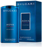 Bvlgari Aqva Atlantiqve Shampoo and Shower Gel