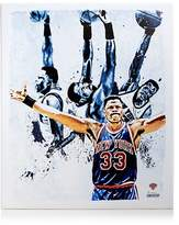 Steiner Sports Patrick Ewing Light Canvas Print