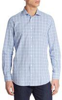 Luciano Barbera Regular-Fit Cotton Shirt