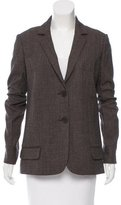 Rochas Virgin Wool Blazer