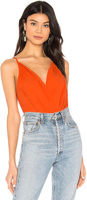 superdown Rikki Chiffon Bodysuit