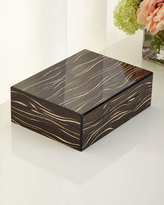 Java Wenge Medium Storage Box