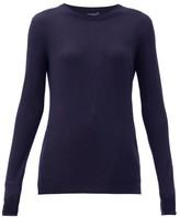 Joseph Cashair Cashmere Sweater - Womens - Navy