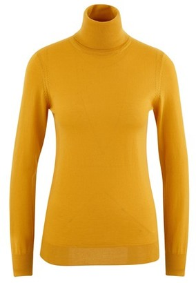 Loro Piana Piuma turtle neck jumper.