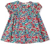 Caramel Baby & Child Annatto Flowered Dress