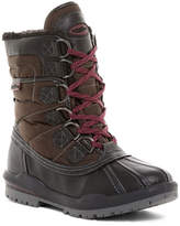 Aquatherm By Santana Canada Camp Waterproof Faux Shearling Mid Boot