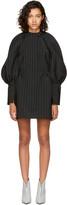 Ellery Black and White Sinnerman Dress