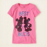 Children's Place Minnie and Mickey graphic tee