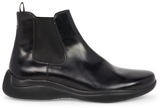 Prada Toblach Chelsea Boots