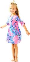 Lilly Pulitzer Girls Mini Surfcrest Dress