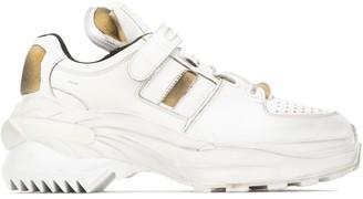 Maison Margiela Artisanal Chunky Sole Sneakers