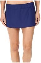 Athena Solids A-Line Skirt Cover-Up