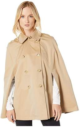 Lauren Ralph Lauren Menswear Lined Trench Cape