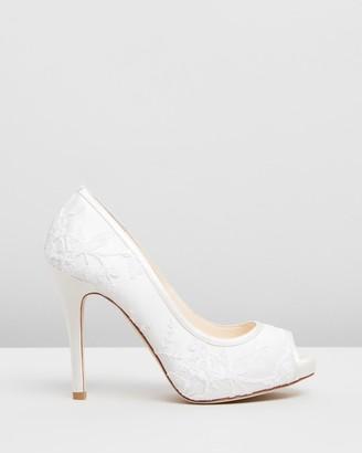 Panache Bridal Shoes Martine Heels
