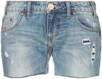 One Teaspoon ONE x ONETEASPOON Denim shorts