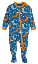 Kickee Pants Moon & Stars Footie