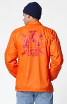 Obey Chaotic Vision Coach Jacket