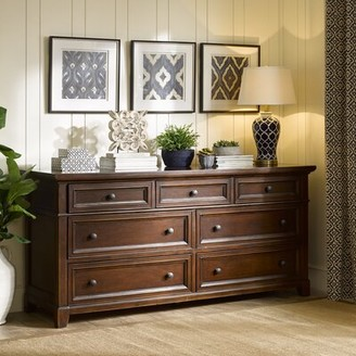 Harbor House Montclair 7 Drawer Double Dresser