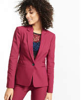 Express 24 inch one button jacket