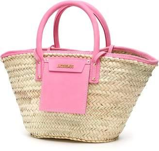 Jacquemus Panier Soleil Basket Bag
