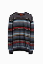 Missoni Striped Knit