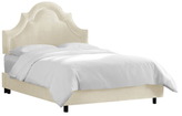 Skyline Furniture Arched Border Bed