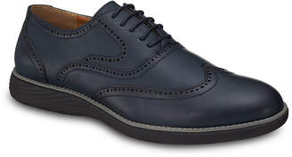 Members Only Men's Wing-Tip Oxford Dress Shoes
