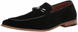 Stacy Adams mens Colbin Suede Slip-on Loafer