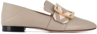 Bally Janelle buckle loafers