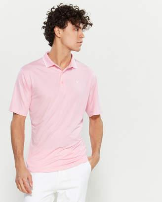 Callaway Short Sleeve Micro Stripe Polo