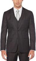 Perry Ellis Slim Fit Chambray Suit Jacket