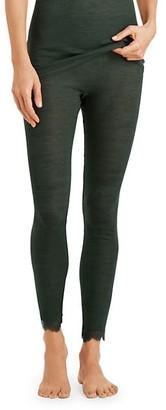Hanro Wollen Lace Leggings