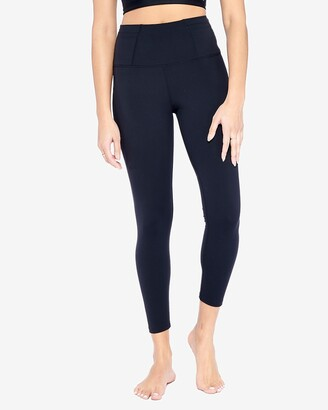 Express Electric Yoga High Waisted Ankle Legging