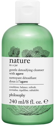 philosophy Nature In A Jar Gentle Detoxifying Cleanser With Agave 240ml