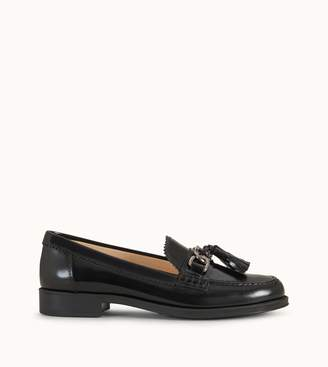 Tod's Loafers in Patent Leather