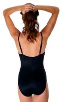 Miraclesuit MAGIC SUIT BY Stardust Lisa One Piece High Neck Swimwear