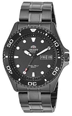 Orient Men's FAA02003B Japanese Automatic Sport Watch with Stainless Steel Strap
