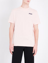 Fila Sign language logo-print cotton-jersey T-shirt