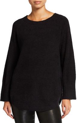 Serenity Long-Sleeve Tunic Sweater