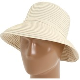 San Diego Hat Company Ribbon Crusher Small Brim Hat Bucket Caps
