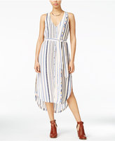 Astr Andy Striped Dress