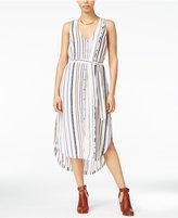 Astr Andy Striped Dress