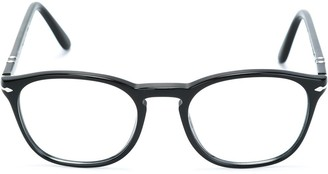 Persol Oval Frame Glasses