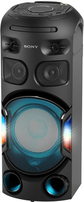 Sony Mhc-V42D, High Power Audio Bluetooth System With Multi Colour Lighting Effects