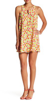 BE BOP Apple Printed Bow Front Tank Dress