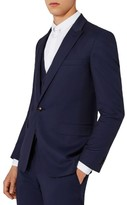 Topman Men's Charlie Casely-Hayford X Skinny Fit Twill Suit Jacket